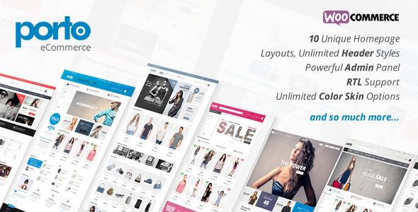 Share Theme bán hàng WordPress Porto V2.5.2 miễn phí 1