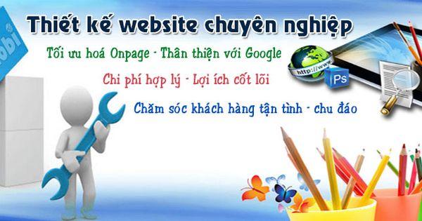 Thiết kế website tại Hải Phòng, chuyên nghiệp và chuẩn SEO 1